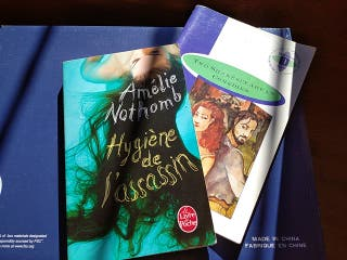 Libros en otros idiomas. Más títulos que en la fot