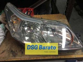 Faro derecho 9646893880 Citroen C4 I Hatchback (Fa