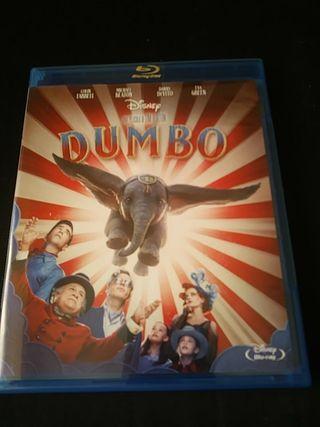 pelicula Dumbo nueva