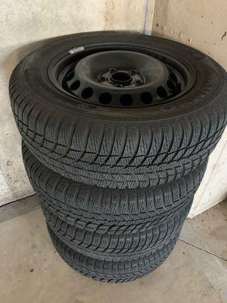 Neumáticos MS Kumho 195/65R15H