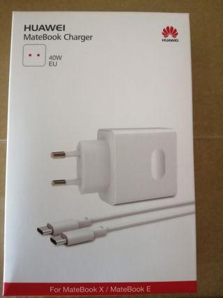 Cargador USB Cable C Universal 40w Huawei original