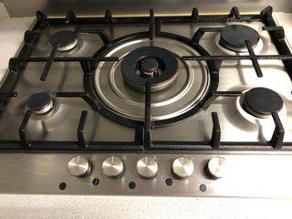 Placa de Gas Bosch 5 fogones 70 cm