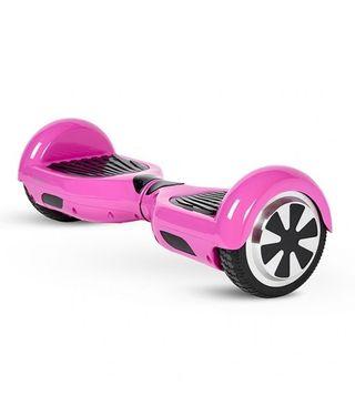 """Hoverboard 6.5"""" Color Rosa Con Bluetooth, Altavoz"""