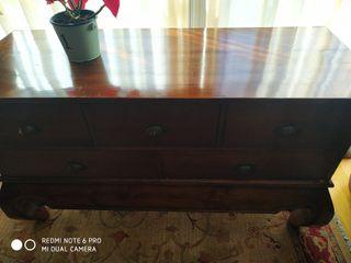 mueble aparador con cajones
