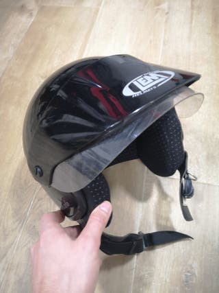 Casco jet / trial