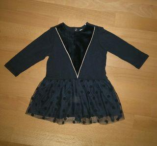 Vestido de tul bebé IKKS