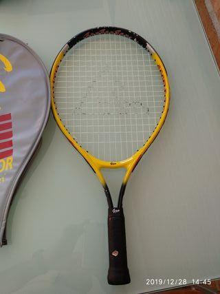 raqueta tenis iniciación niños