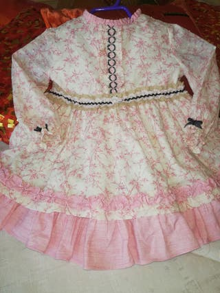 Vestido de niña marca Miranda