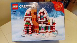 Lego Creator 40337 Casa de Jengibre