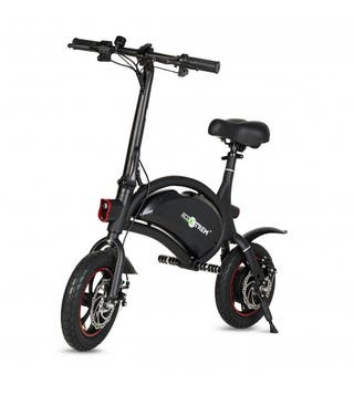 Scooter Eléctrico Con Batería LG Y Ruedas De 12 Pu