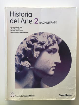 Libro de texto Historia del Arte