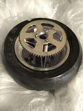 rueda minimoto