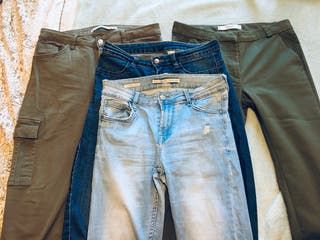 4 Pantalones M