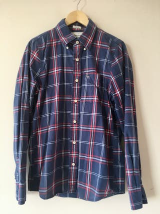 Abercrombie & Fitch Camisa Talla Large 42 - 44