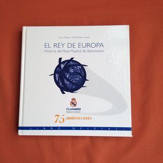 HISTORIA DEL REAL MADRID BALONCESTO