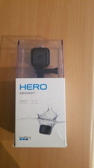 gopro hero session 4