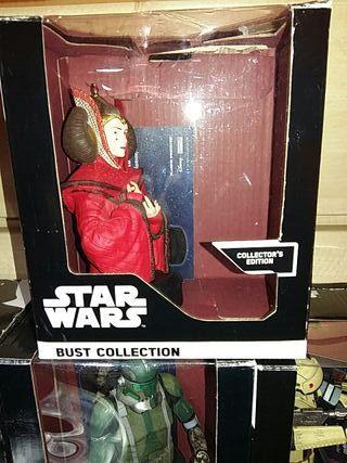 Bustos Star Wars con Fasciculo