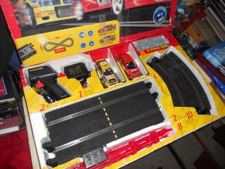 SCALEXTRIC X-TREME RALLY completo