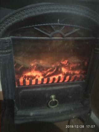 calefacción eléctrica