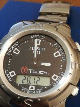 Reloj Tissot touch