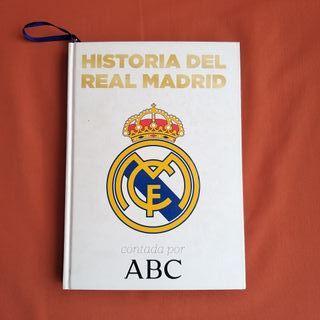 ALBUM COMPLETO HISTORIA DEL REAL MADRID ABC