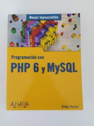 Libro Programación PHP 6 y MySQL