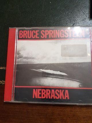 CD Bruce Springsteen - Nebraska