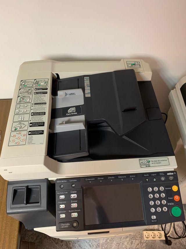 Fotocopiadora kyocera