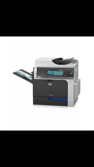 Fotocopiadora COLOR A4 Hp cm4540