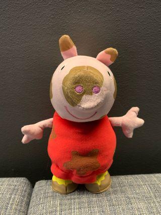 Peppa Pig saltarina Peluche