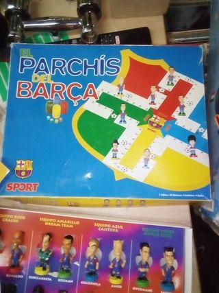 Parchis del Barça 2002 vintage