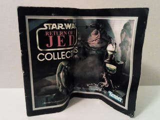 Catálogo Star Wars-Return Of The Jedi Collections