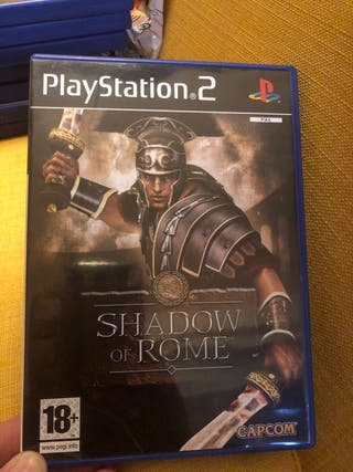 Juego ps2 SHADOW OF ROME