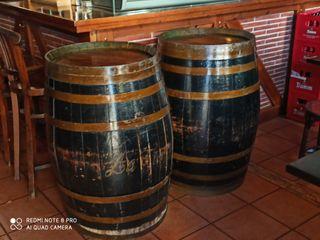 Barril de madera, tonel, barrica