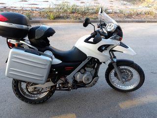 BMW GS 650cc año 2006