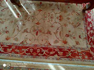 alfombra pura lana crevillente