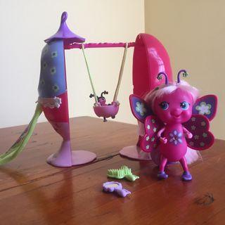Muñeca para niñas Magic Crystalix