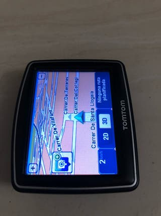 GPS Tomtom One IQ Routes.