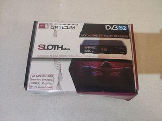OPTICUM RECEPTOR SATELITE & IPTV HD