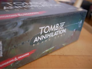 Juego Dungeons&Dragons Tomb of Annihilation