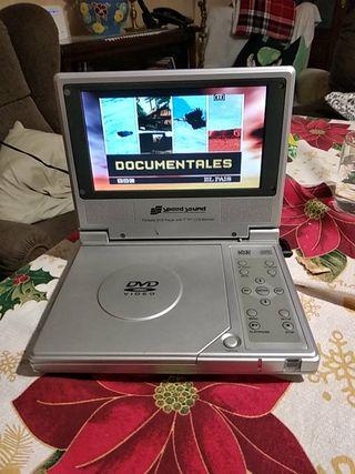 DVD portátil Speedy Sound