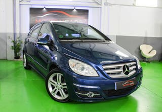 Mercedes-Benz Clase B 200 turbo automático