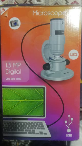 Microscope 1.3mp digital