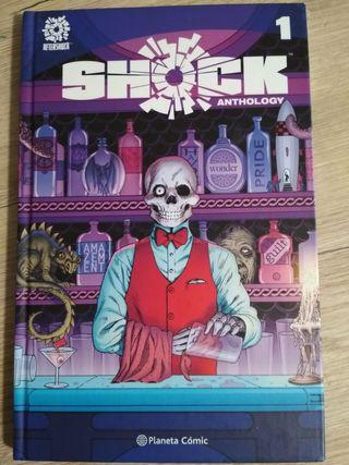 Cómic Shock Anthology