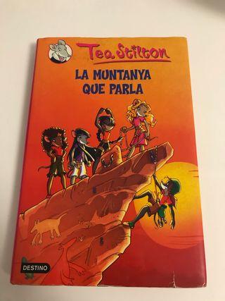 Tea Stilton - La muntanya que parla