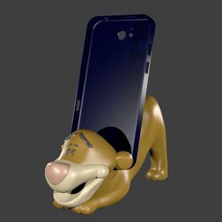 tigre porta teléfono