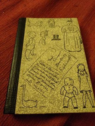 Libro cuentos aleman