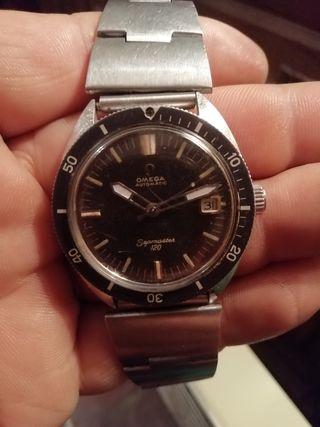 Reloj Omega Seamaster diver