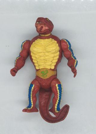 Figuras MOTU Masters del Universo Rattlor