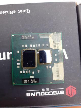 Intel 08 i3 370M procesador portatil